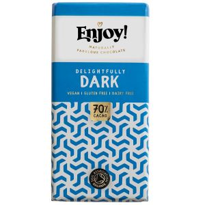 Enjoy! Delightfully Dark 70g